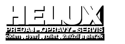 HELUX plastové okná Logo